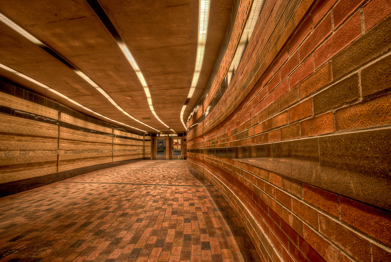 Project 365 – Day 58: RÉSO/The Underground City