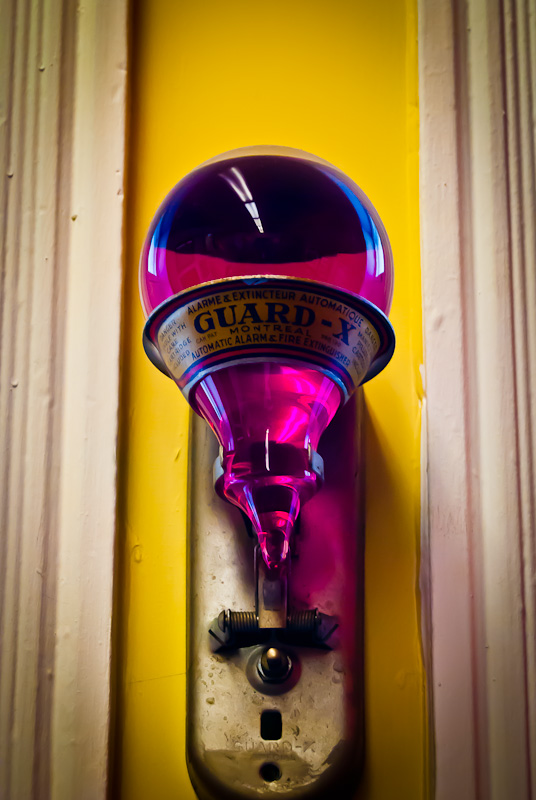 Guard-X Automatic fire extinguisher