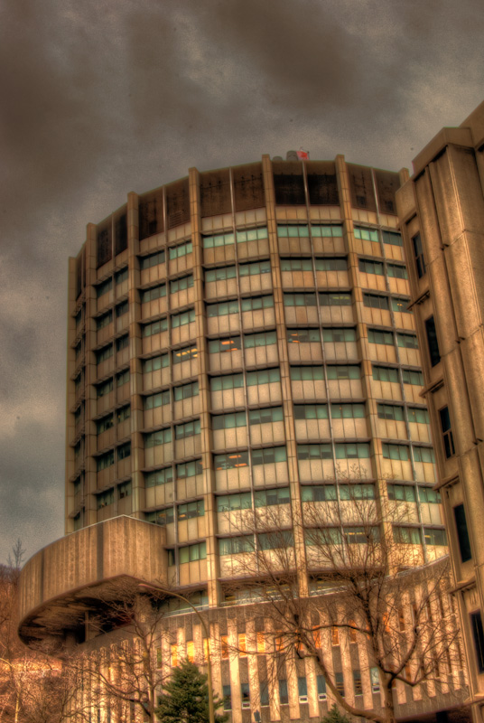 McGill University's McIntyre Medical Building