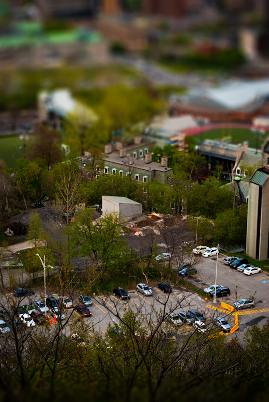 Montreal in miniature