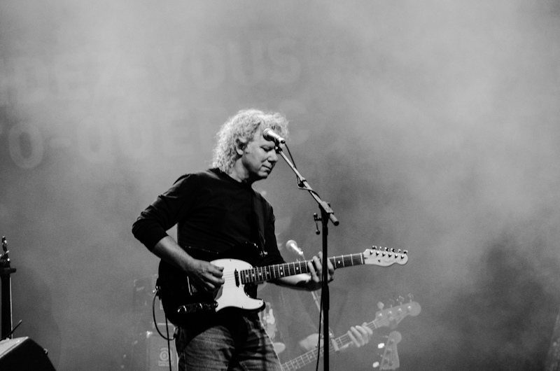 Plume Latraverse at the 2012 Francofolies festival
