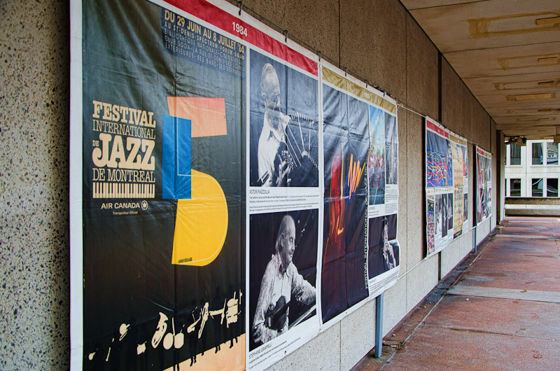 A walk down memory lane of past Jazz Festivals
