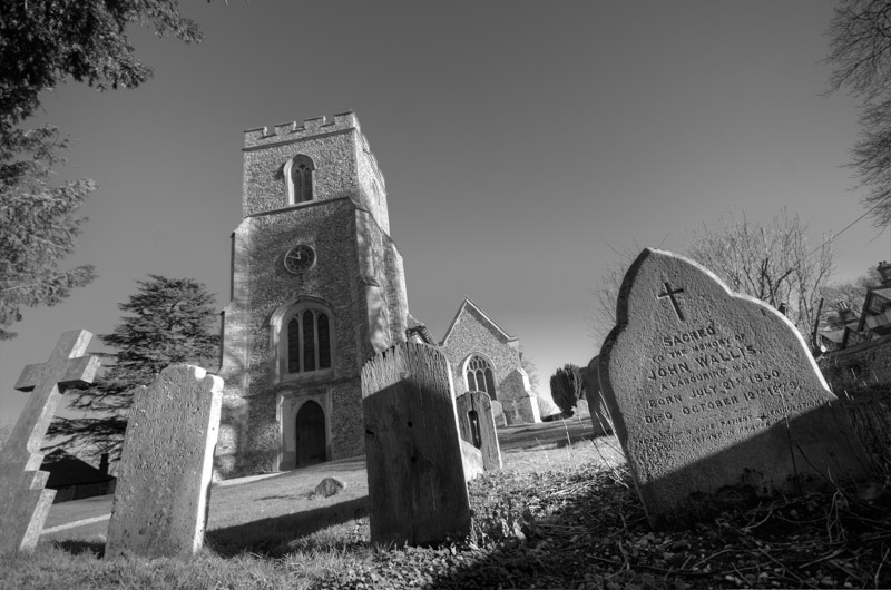 Little Easton Curch
