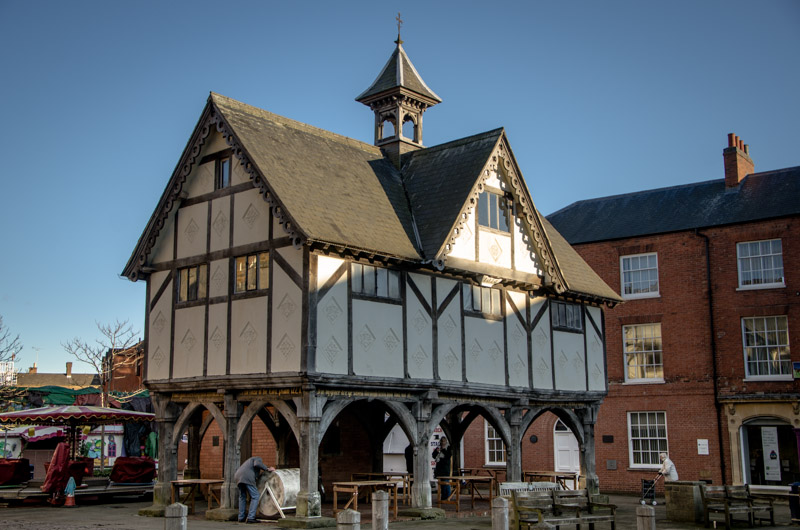 The Old Grammar School Market Harborough