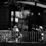 24 hrs at the Second Cup on du Parc