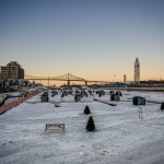 Montreal Ice Fishing Village