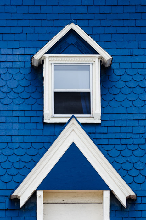 The Blue Roof