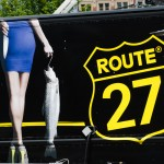 Route 27 food truck graphic