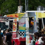 Food trucks at Just For Laughs