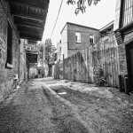 HDR alley