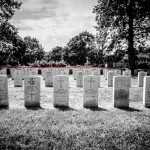 Mount Royal Cemetery Commonwealth Forces graves
