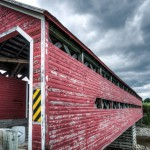Levasseur covered bridge