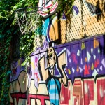 Graffiti Basketball