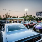 Cruise meet at the Orange Julep