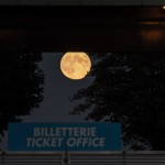 Tickets to the moon at the Terrasses Bonsecours