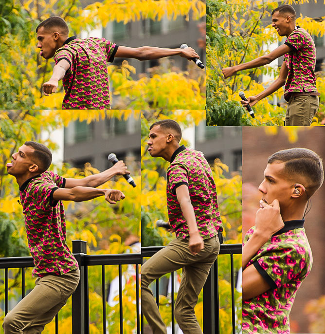 Stromae dance moves