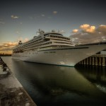 The Crystal Symphony Cruise Ship