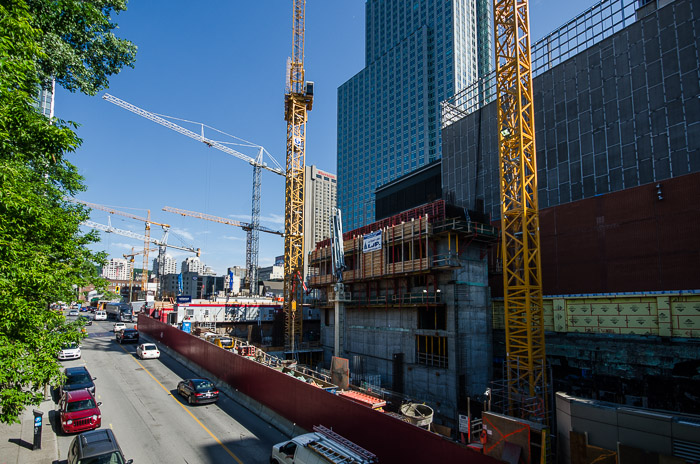 Bell Centre Area Construction Update 3