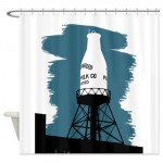 Guaranteed Milk Bottle Shower Curtain