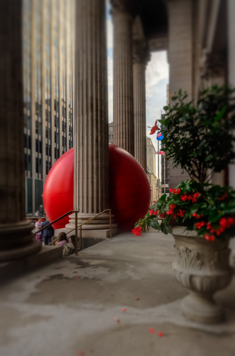 RedBall at Bank of Montreal