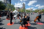The MSO perform at Place des Festivals