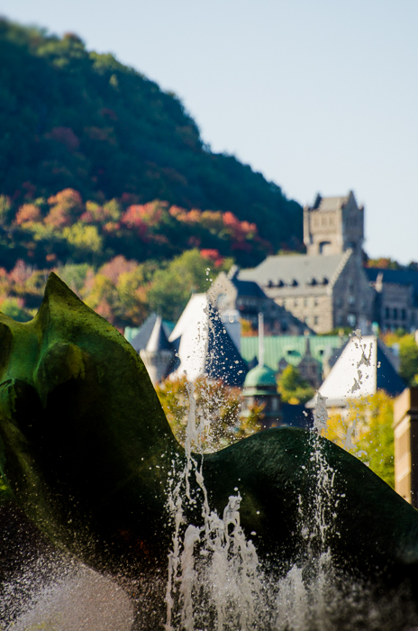 10 Montreal Autumn photo locations - #7: Place Ville-Marie